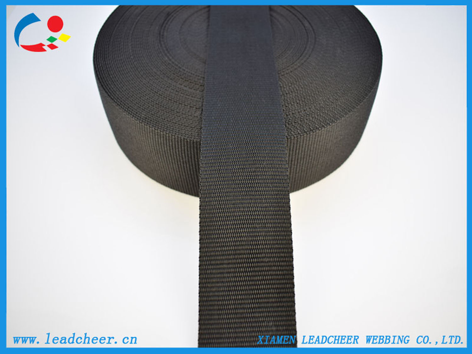 sewing polypropylene webbing