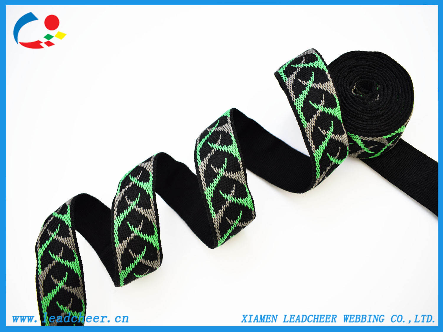 tubular jacquard belts for sandals