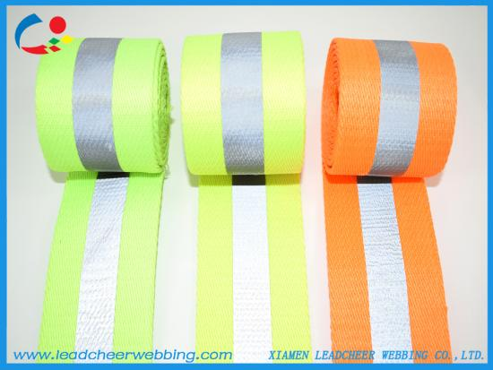 High Strength Reflective Webbing Strap